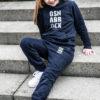 OSNABRÜCK Kinder Jogger Nachtblau