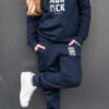 OSNABRÜCK Kinder Hoodie Nachtblau