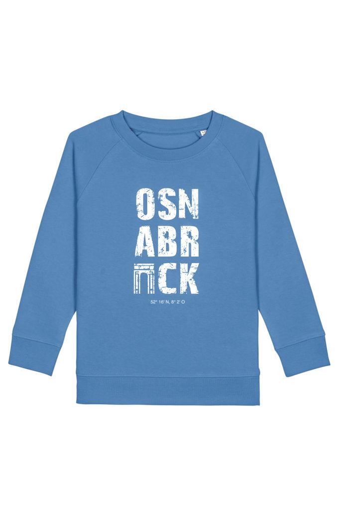 Osnabrück Kids Sweatshirt Blau
